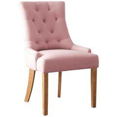 Set van 2 stoelen Anny - roze