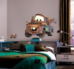 RoomMates muurstickers - Cars Mater