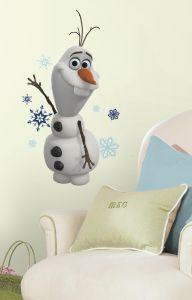 RoomMates muurstickers - Olaf de sneeuwman