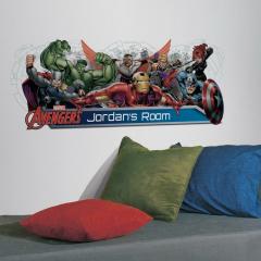 Muursticker Marvel Avengers