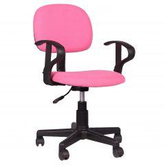 Bureaustoel Oswald - roze