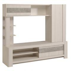 Tv-meubel Arles XL 179cm - grijs