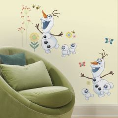 RoomMates muurstickers - Frozen Fever Olaf