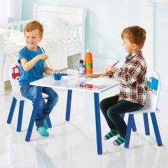 Kindertafel met stoeltjes Vehicles