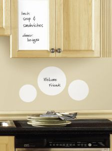 RoomMates muurstickers - Whiteboard