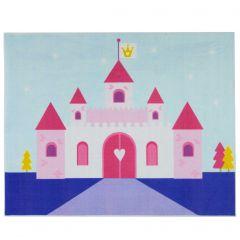 Tapijt Little Princess Castle