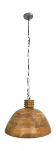 Hanglamp Timber - ø45 cm - naturel