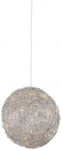 Hanglamp Wire Big Ball Ø100cm - 20x10w G4