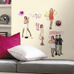 RoomMates muurstickers - Violetta multi