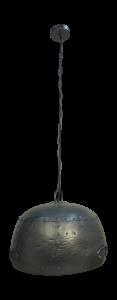 Hanglamp Bolt - ø50 cm - grijs