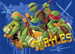 Tapijt Tough Turtles