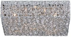 Plafondlamp Wire 45x45cm - 12x20w G4