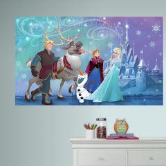 Muurstickers Frozen Elsa