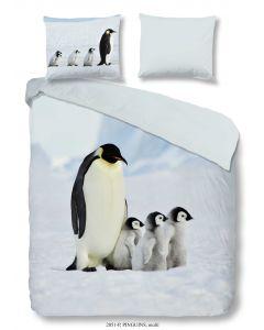 Dekbedovertrek Pinguins 240x220