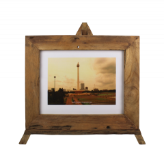 Fotolijst - extra large - 55x45 cm - teak