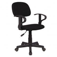 Bureaustoel Oswald - zwart