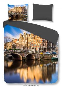Dekbedovertrek Amsterdam 240x220