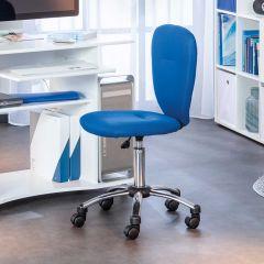 Bureaustoel Mali - blauw
