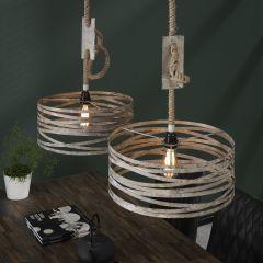 Hanglamp Xim 2 lampen