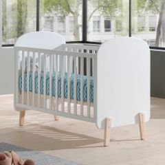 Babybed Kiddy 60x120 - wit
