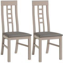 Set van 2 stoelen Malone