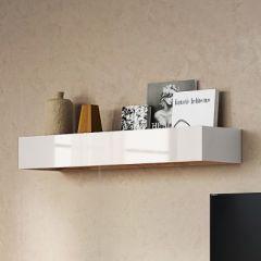 Wandplank Mussa 101cm - eik/kasjmier