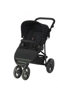 Kinderwagen Revolution - zwart
