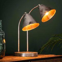 Tafellamp Target 2 lampenkappen