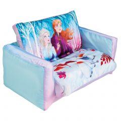 Opblaasbaar zetelbed Frozen 2