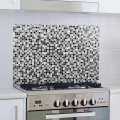 Muursticker Mozaïek achterwand keuken