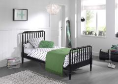 Bed Alana 90x200 - zwart