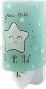 Nachtlampje My Little Star - groen