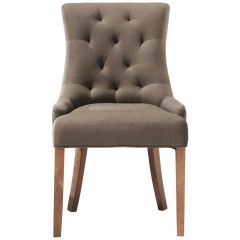 Set van 2 stoelen Fancy - taupe