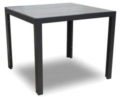 Tuintafel Jersey 90x90 – grijs
