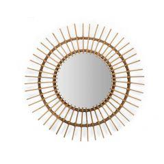 Rotan spiegel Aura 90cm