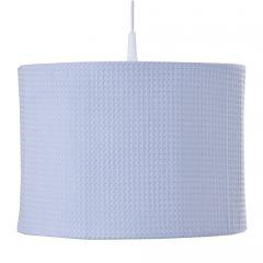 Hanglamp Pique - blauw