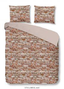 Dekbedovertrek Brick 200x220