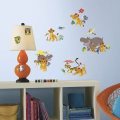 Muurstickers Disney Lion Guard
