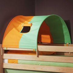 Tunnel groen/oranje - klein