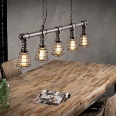 Hanglamp Mevis 5xØ12cm