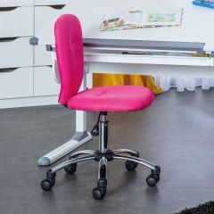 Bureaustoel Mali - roze