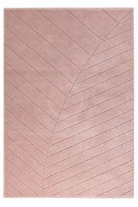 Vloerkleed Handcarved C Salmon 230x160 - roze