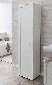 Kolomkast Rutger 1 deur - wit