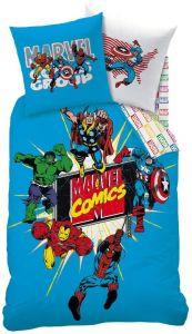 Dekbedovertrek Avengers Action