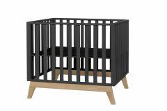 Babybox Malmo - zwart