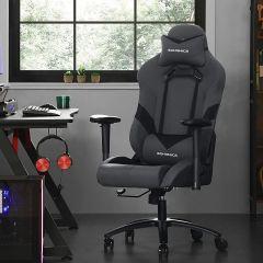 Gamestoel Kai - zwart/grijs