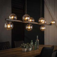 Hanglamp Trixo 9 lampen