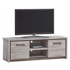 Tv-meubel Sela 160cm - grijze eik