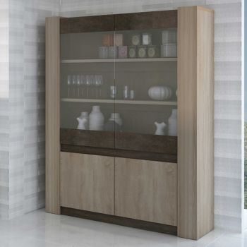 Aria Glass Cabinet