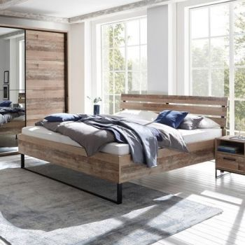Bed Kemar 140x200 cm - old style